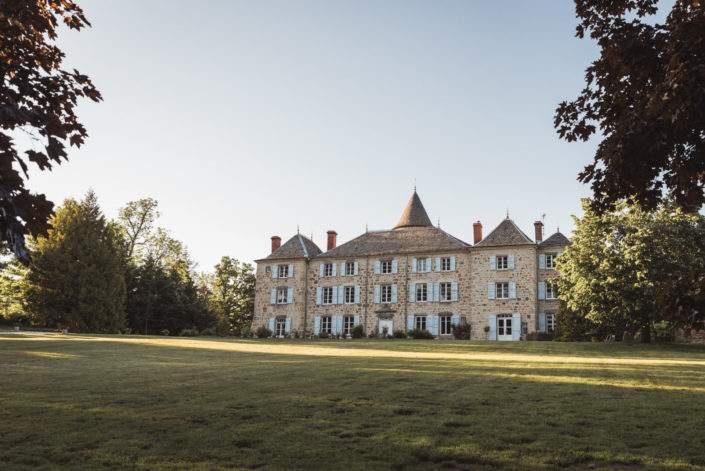 Mariage Château de Lavée