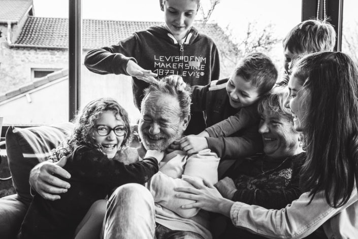 Séance photo famille Haute Loire